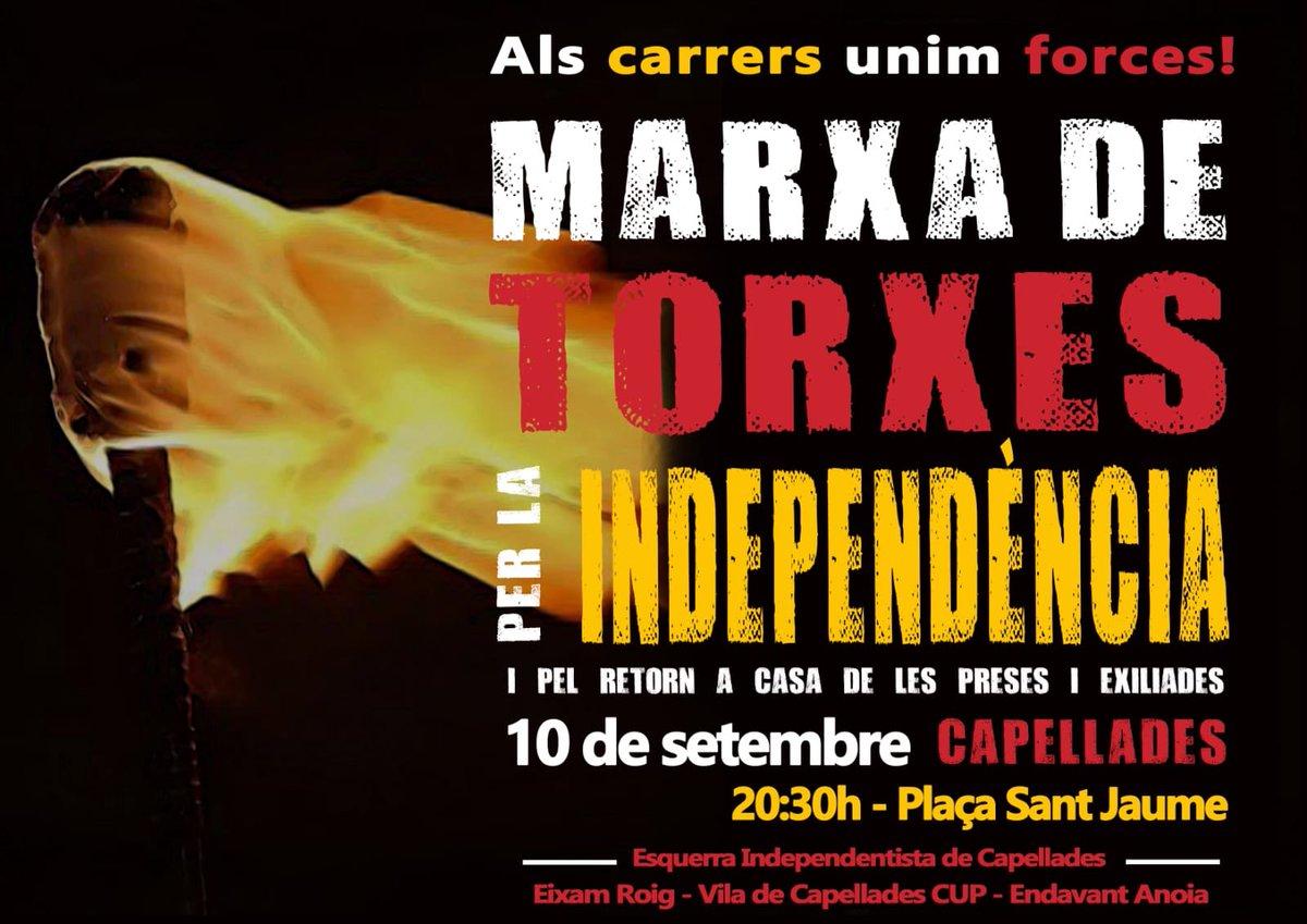 Marxa de Torxes per la Independència