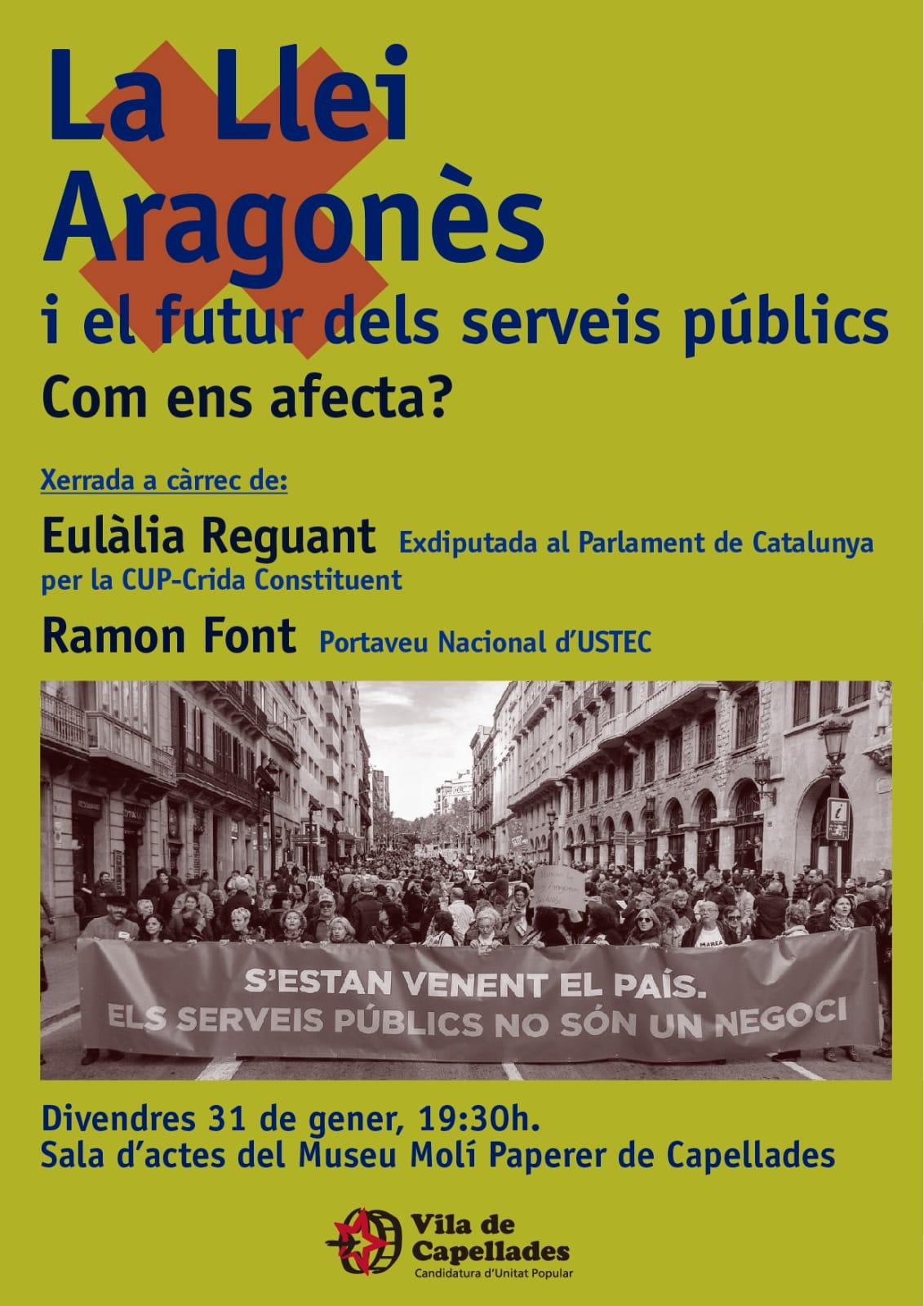 La Llei Aragonès i el futur dels serveis públics
