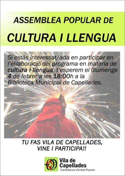 Assemblea Popular de CULTURA i LLENGUA