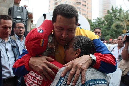 Comunicat de l'Esquerra Independentista dels PPCC, en homenatge a Chavez i en suport al procés revolucionari Bolivarià.