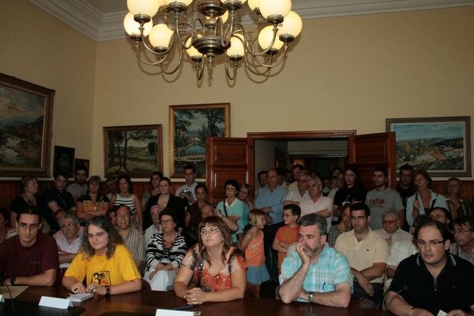 Ple d'Investidura d'Alcalde/Alcaldessa de Capellades