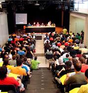 La CUP celebra la seva Assemblea Nacional i posa rumb a les eleccions municipals