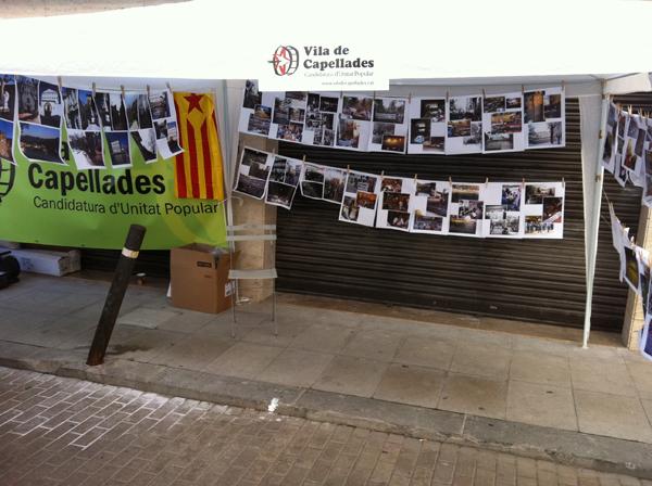 Vila de Capellades fa una crida a les entitats per fer un recull de fotografies de la participació d'aquestes al Mercat Figueter