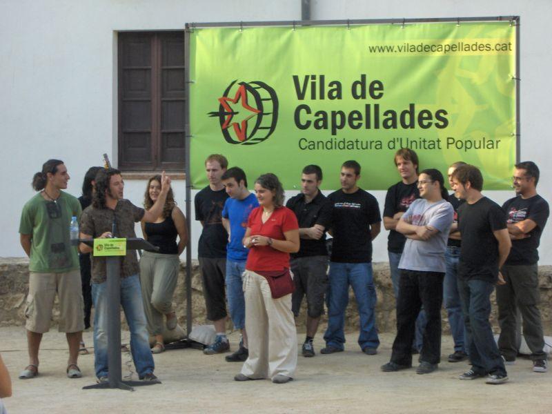 Presentació Vila de Capellades