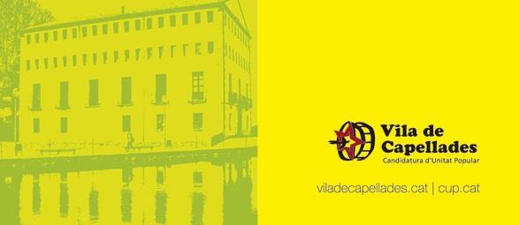 Comunicat de Vila de Capellades- CUP en relació a les declaracions efectuades pel caporal de la Policia Municipal.